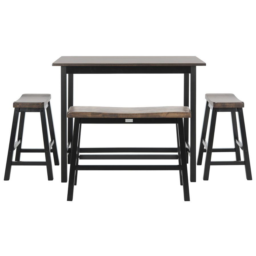 Beautiful Chelsey 4 Piece Bistro Table Set