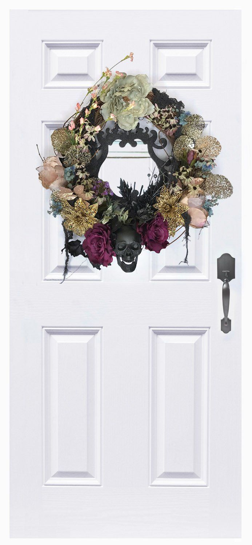 Mirror Mirror Grapevine wreath, Grape vines, Mirror