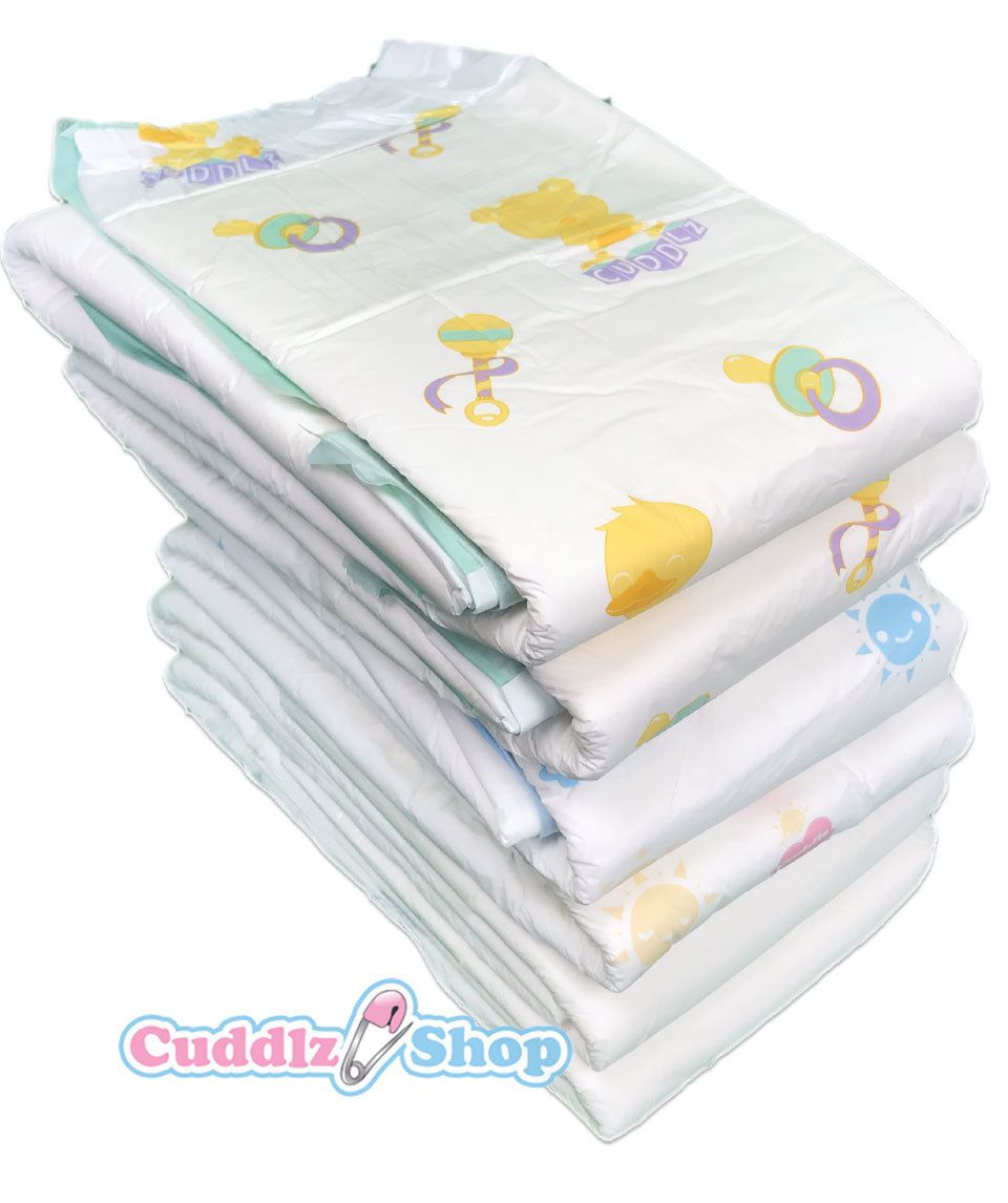 Sample Pack of Adult Nappies / Diapers | Diaper in 2019 ...