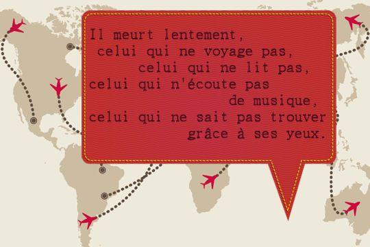 Les Plus Belles Citations Sur Le Voyage Citations Sur Le Voyage