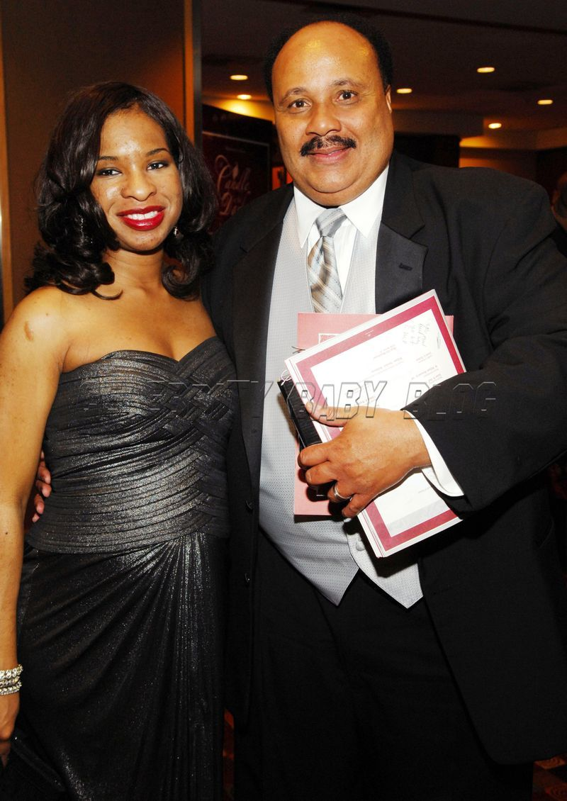 Update Martin Luther King Iii Wife Welcome Daughter Introducing
