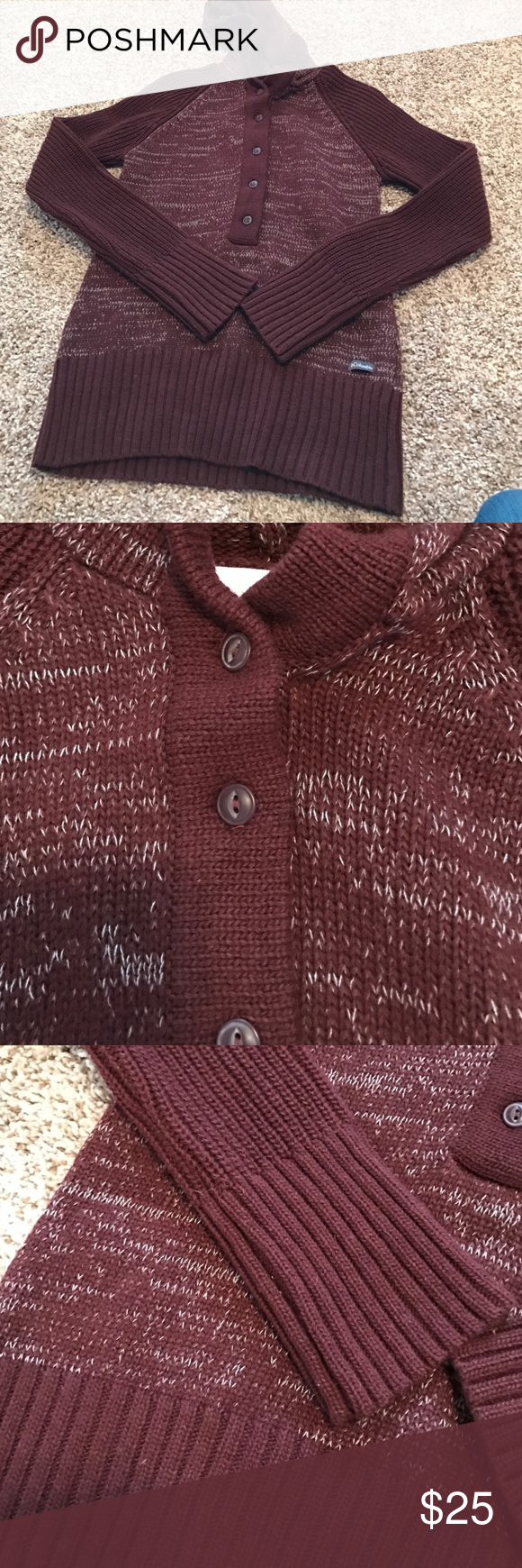 Columbia sweater Never worn! Columbia sweater perfect condition. 28% wool Columbia Tops Sweatshirts & Hoodies