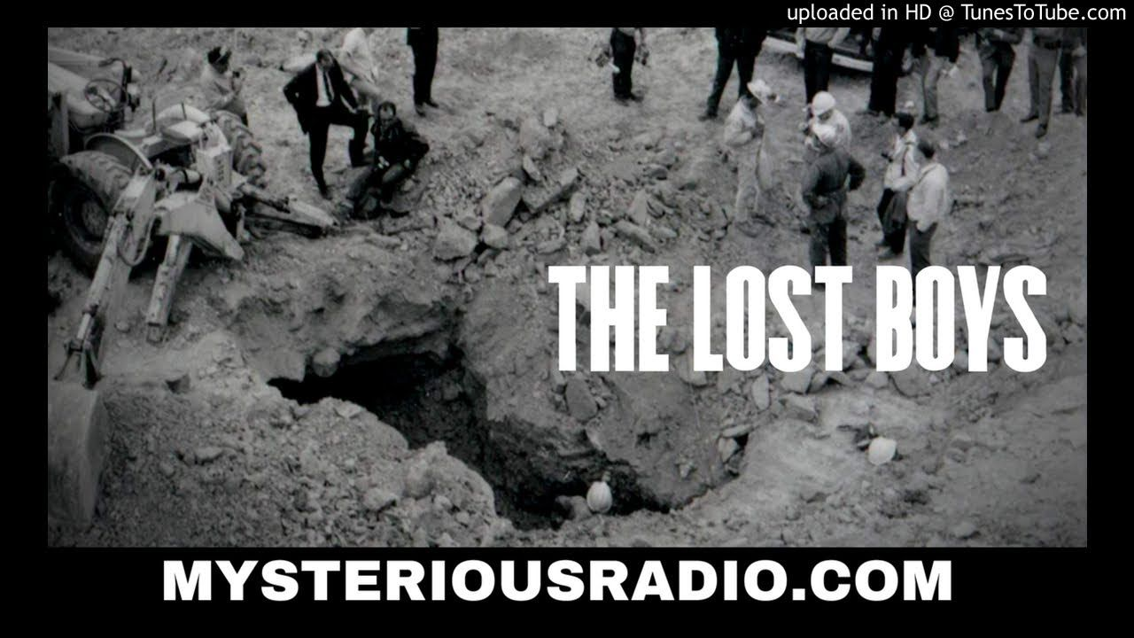 The Lost Boys Clip Mysterious Radio Mysterious radio