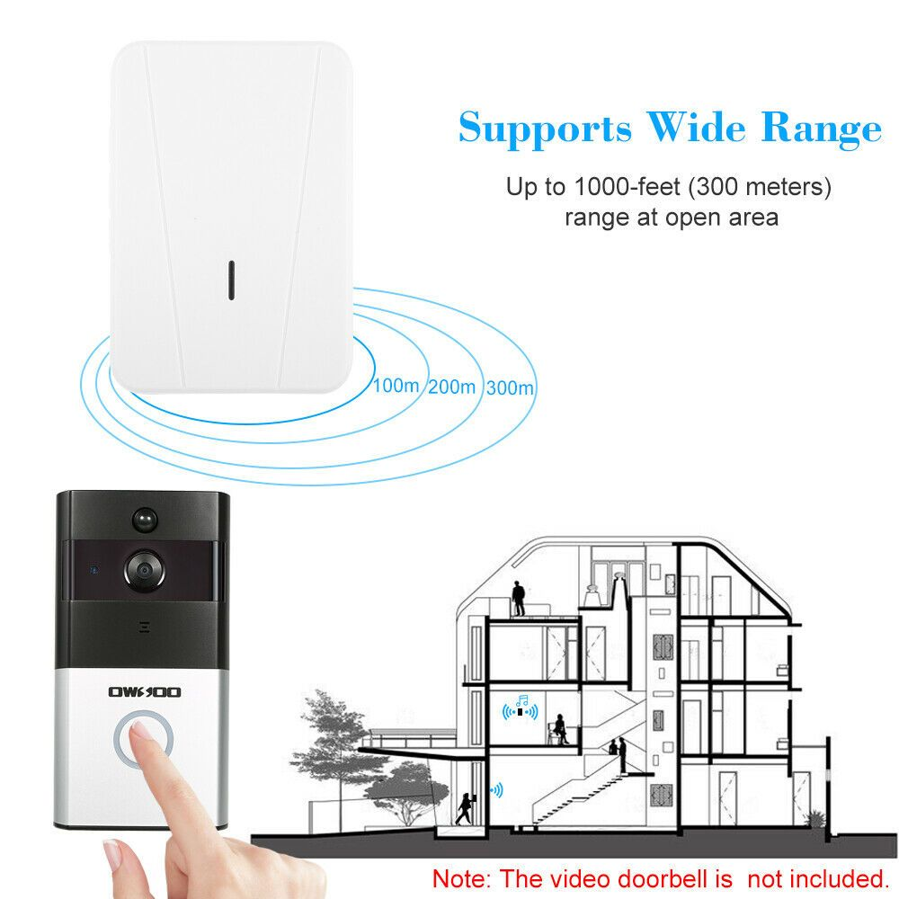Video Doorbell Home Security Device Videodoorbell Homesecurity Wireless Smart Video Doorbell C Video Doorbell Wireless Video Doorbell Home Security Devices
