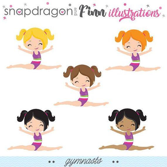 gymnastics clipart gymnast clip art tumbling clipart trampoline rh pinterest com Tumbling Cartoon cheerleading tumbling clipart