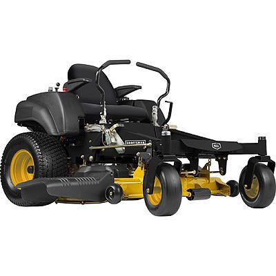 Craftsman Pro Series 54 26 Hp V Twin Pro Z7400 Series Zero Turn Riding Mower Non Ca Best Lawn Tractor Riding Mower Craftsman