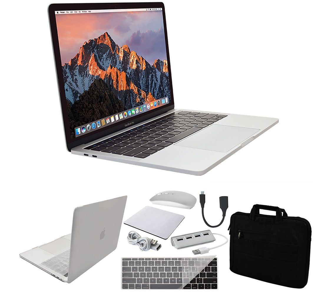"""Apple MacBook Pro 15"""" 256GB, Retina, Touch Bar with Carry"""