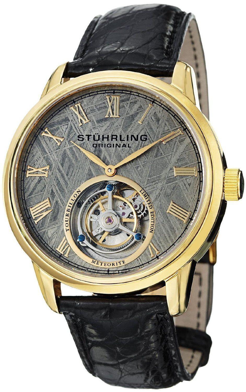 Stuhrling Original Men S 536 333x2 Tourbillon Limited Edition