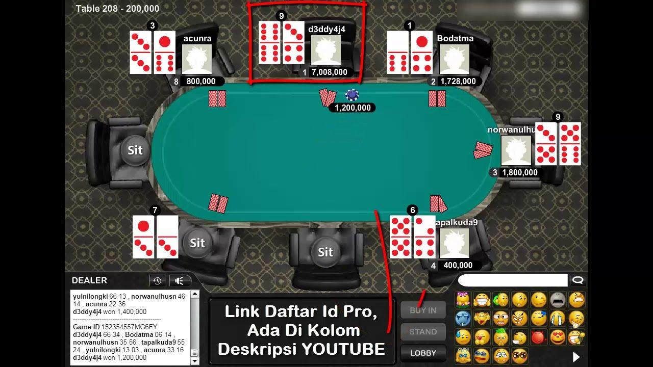 Pin di Agen Pkv Poker Terpercaya
