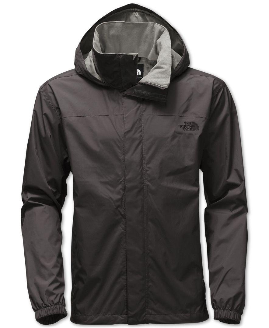 The North Face Men's Resolve Waterproof Rain Jacket