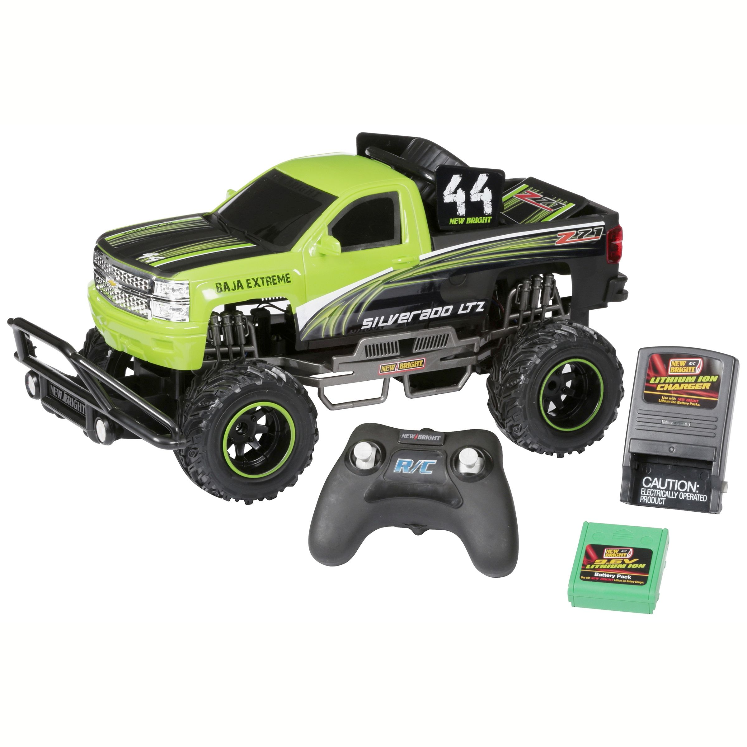 New Bright® R/C Baja Silverado™ RC Vehicle - Walmart com | RC4WD TF2