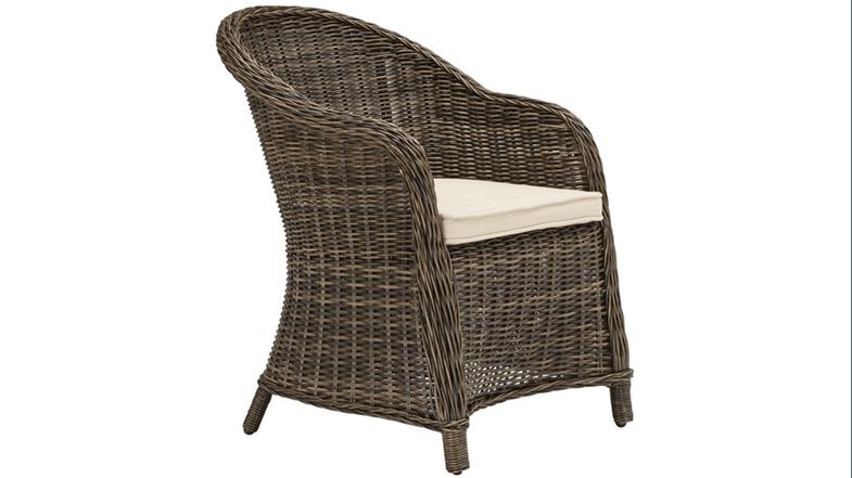 Fior Outdoor Wicker Tub Chair   Domayne   PB   Pinterest   Tub chair ...