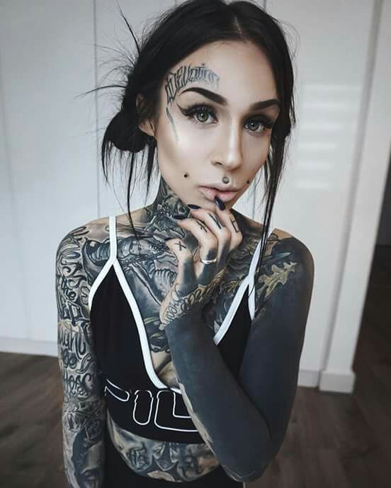 Pin by g on monami frost pinterest monami frost for Tattooed girl instagram