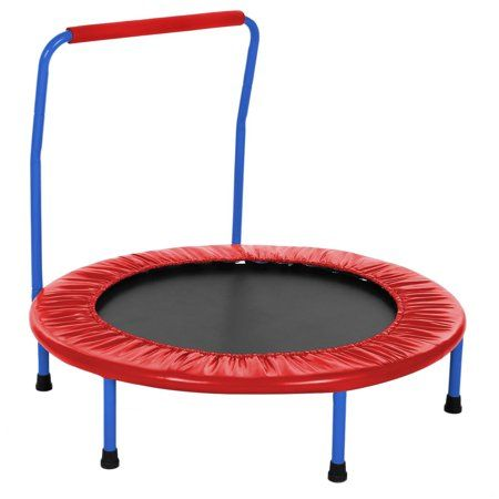 Children Kids Trampoline Safe Portable Toddler Trampoline For