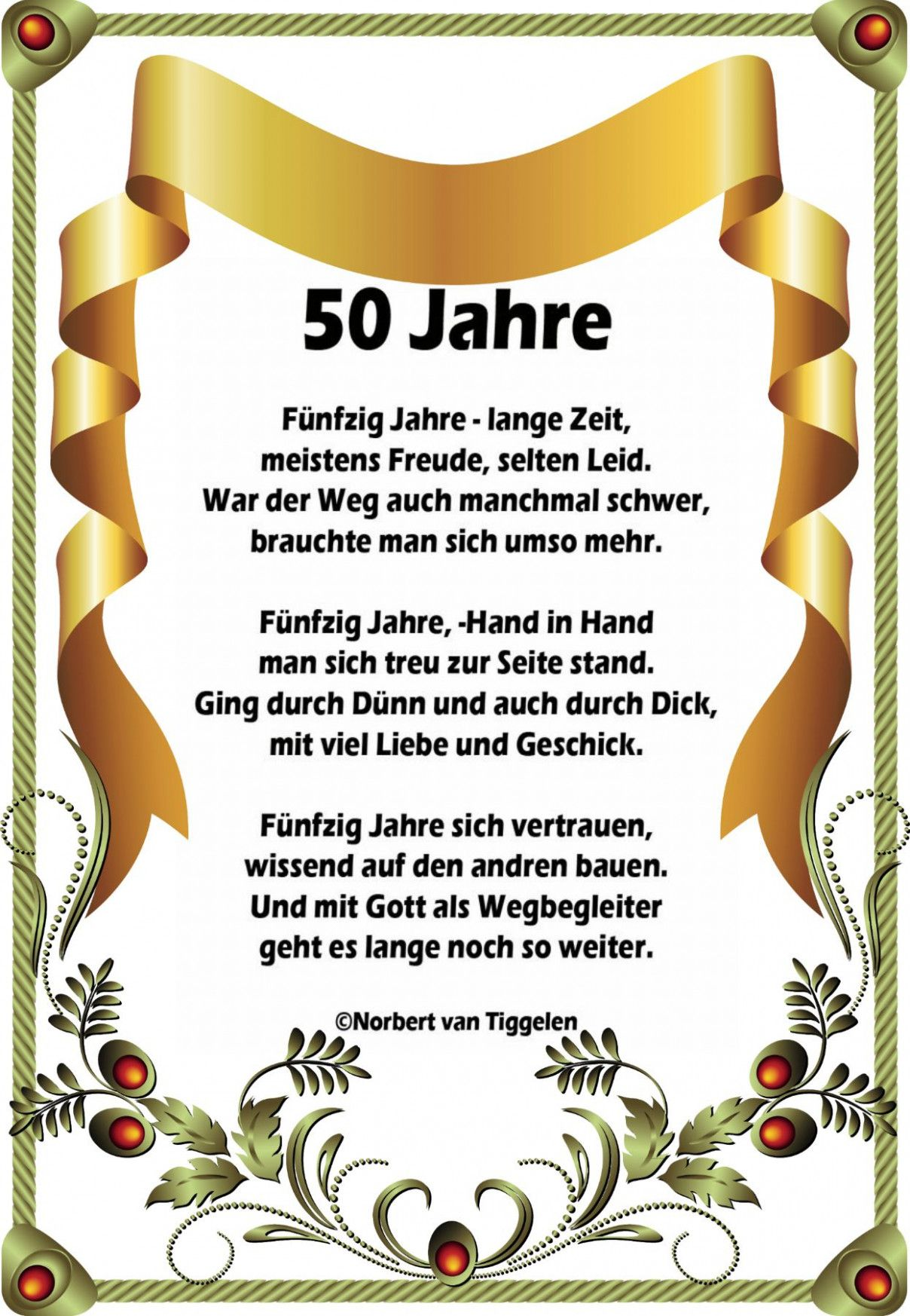 Christliche Verse Zur Diamantenen Hochzeit Spruche Zur Goldenen Hochzeit Geschenkideen Goldene Hochzeit Goldene Hochzeit