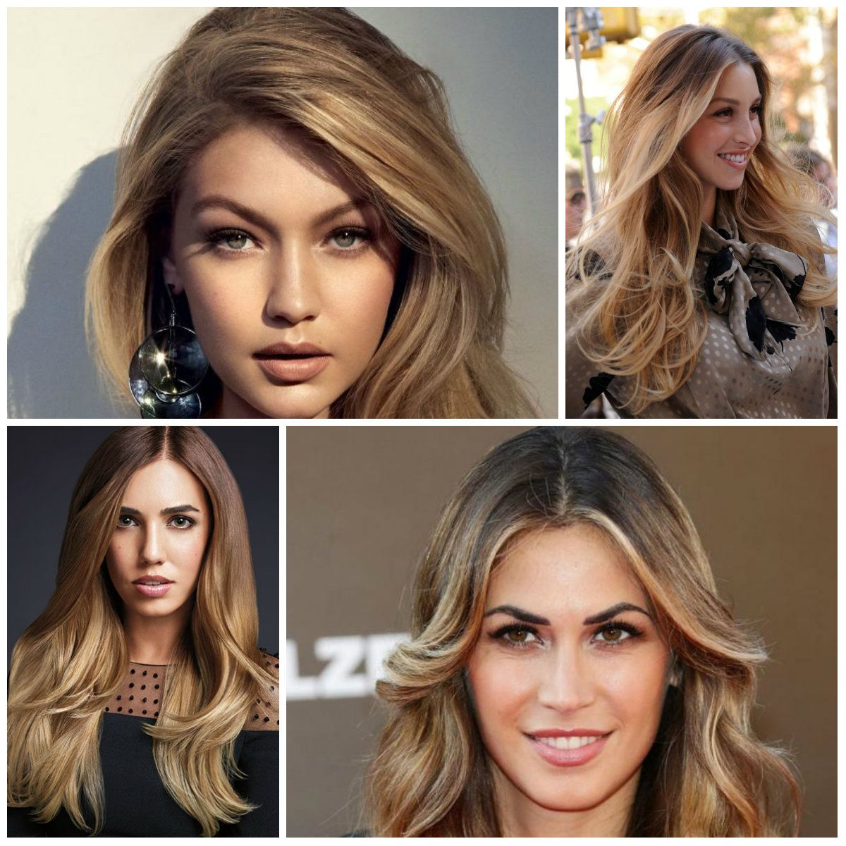 Top 10 Blonde Brown Hair Color Ideas Highlight Pinterest