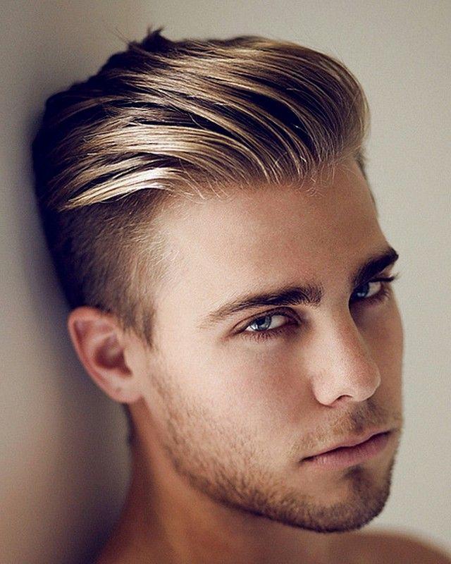 Blonde Hair Color For Men - http://www.haircolorer.xyz/blonde-hair ...