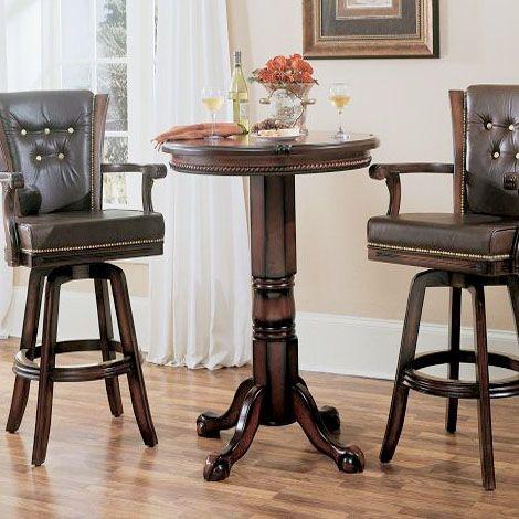La Rosa Pub Table by American Heritage & La Rosa Pub Table by American Heritage | Pub table sets Pub set and ...