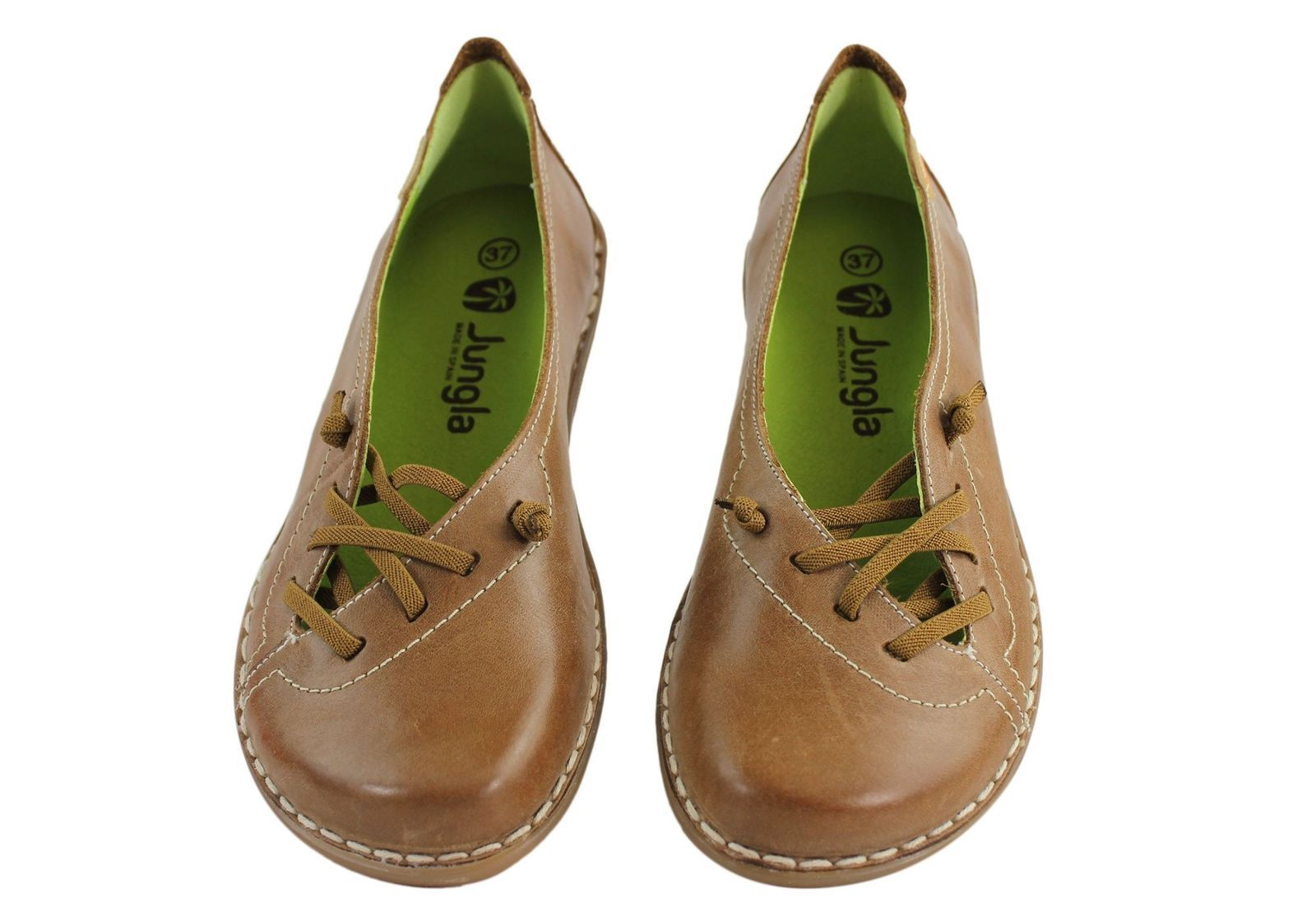 NEW JUNGLA 5906 WOMENS SOFT LEATHER COMFORTABLE SHOES MADE