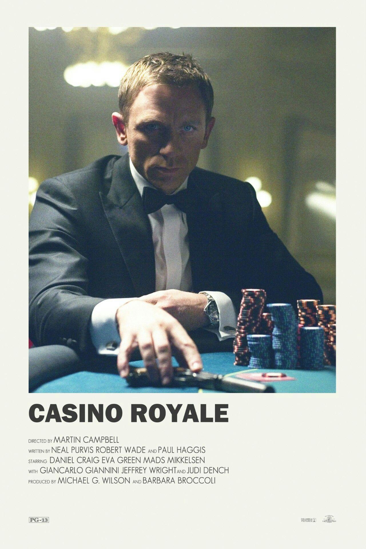 Casino Royale Alternative Movie Posters Sci Fi Movie Posters