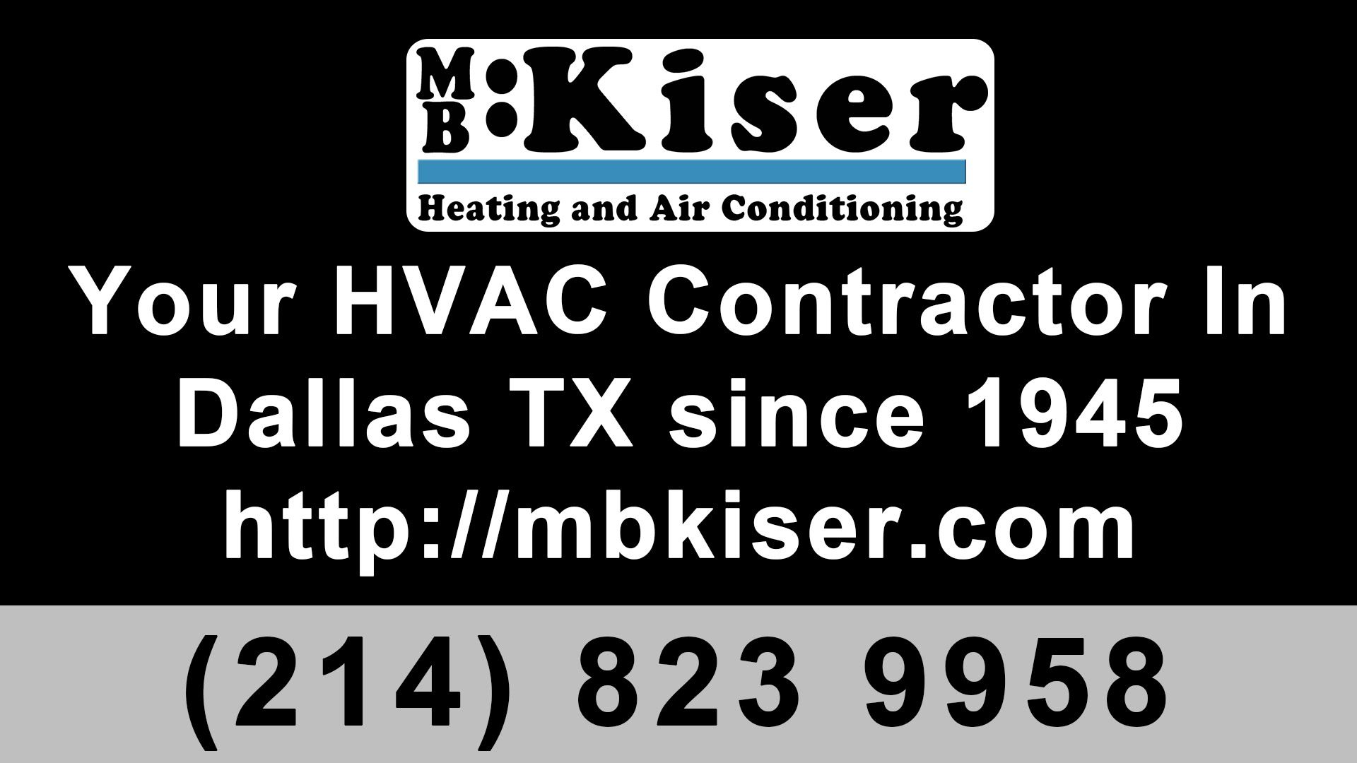 Pin by M. B. Kiser Heating & Air Conditioning Co. Inc. on