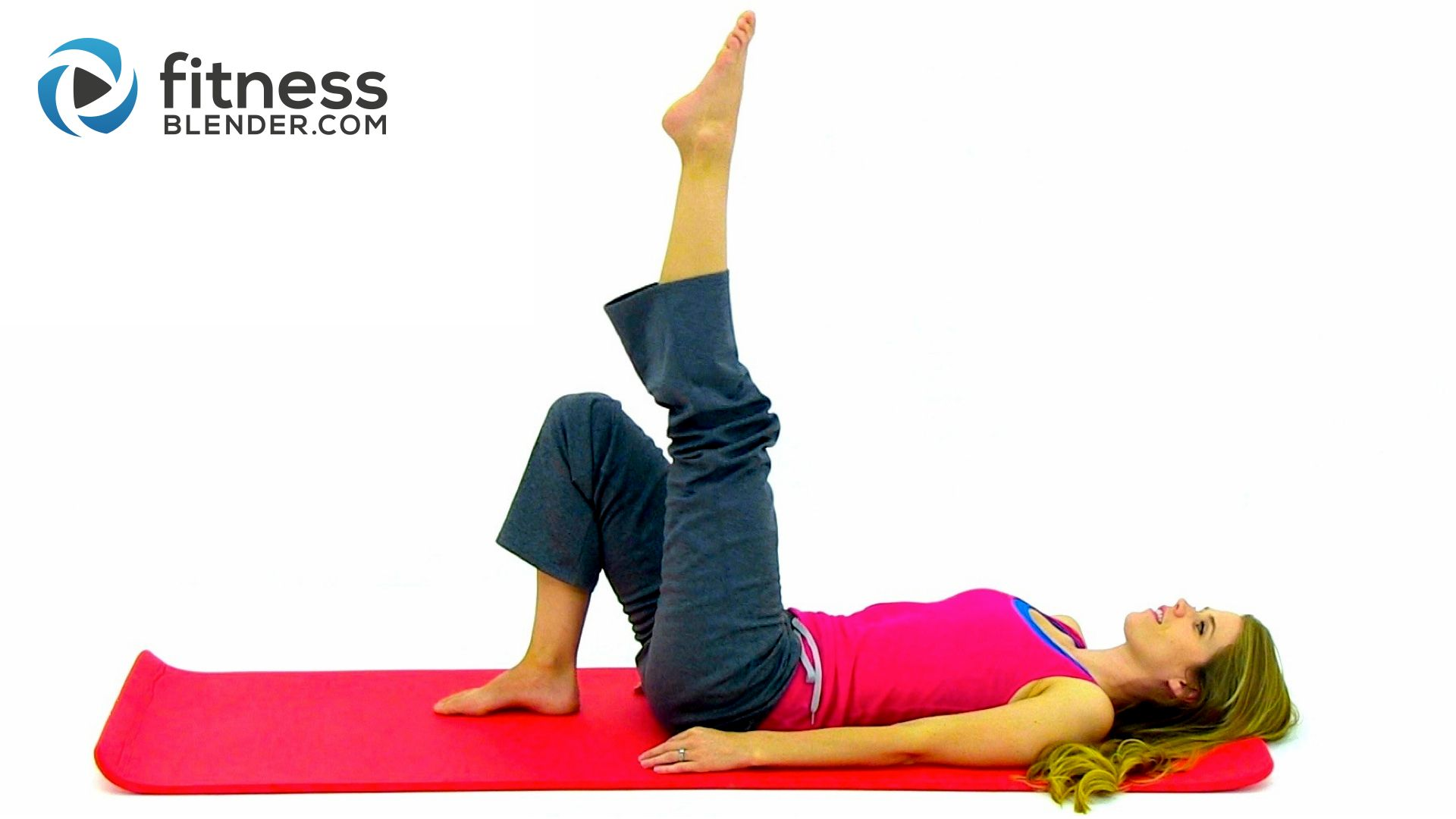 19 Minute Post Abdominal Surgery, Pregnancy, or C Section Workout video to keep you fit while you heal.