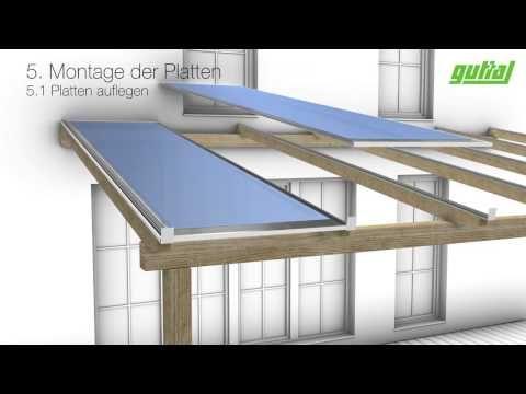 Photo of sistema de perfil de tornillo guttagliss – ¡instalación con arcilla!