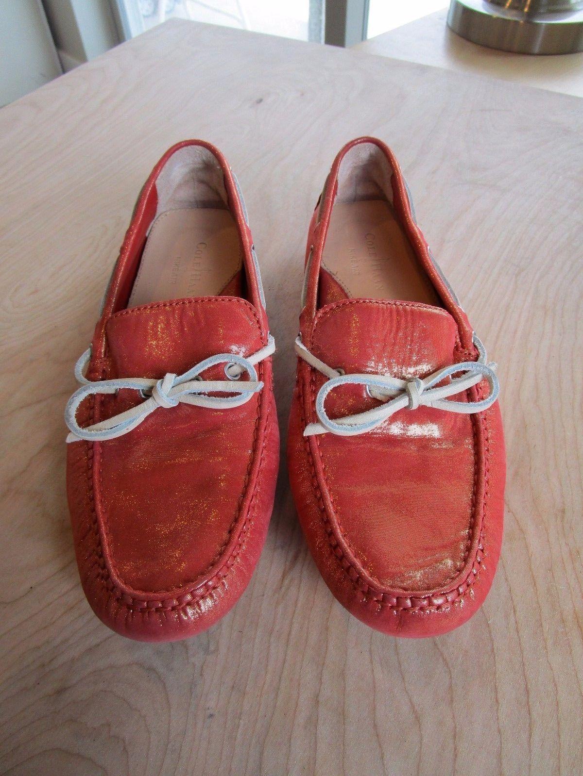 044c9d2f3f0  Women  Shoes windowpub.com Cole Haan Nike Air Burnt Orange Shimmer Loafer  Boat Shoes Size Women s 7.5 B  Women  Shoes windowpub.com