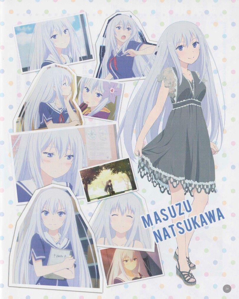 Pin Oleh Enzo Lopes Di Natsukawa Masuzu Gadis Animasi Animasi Seni Anime
