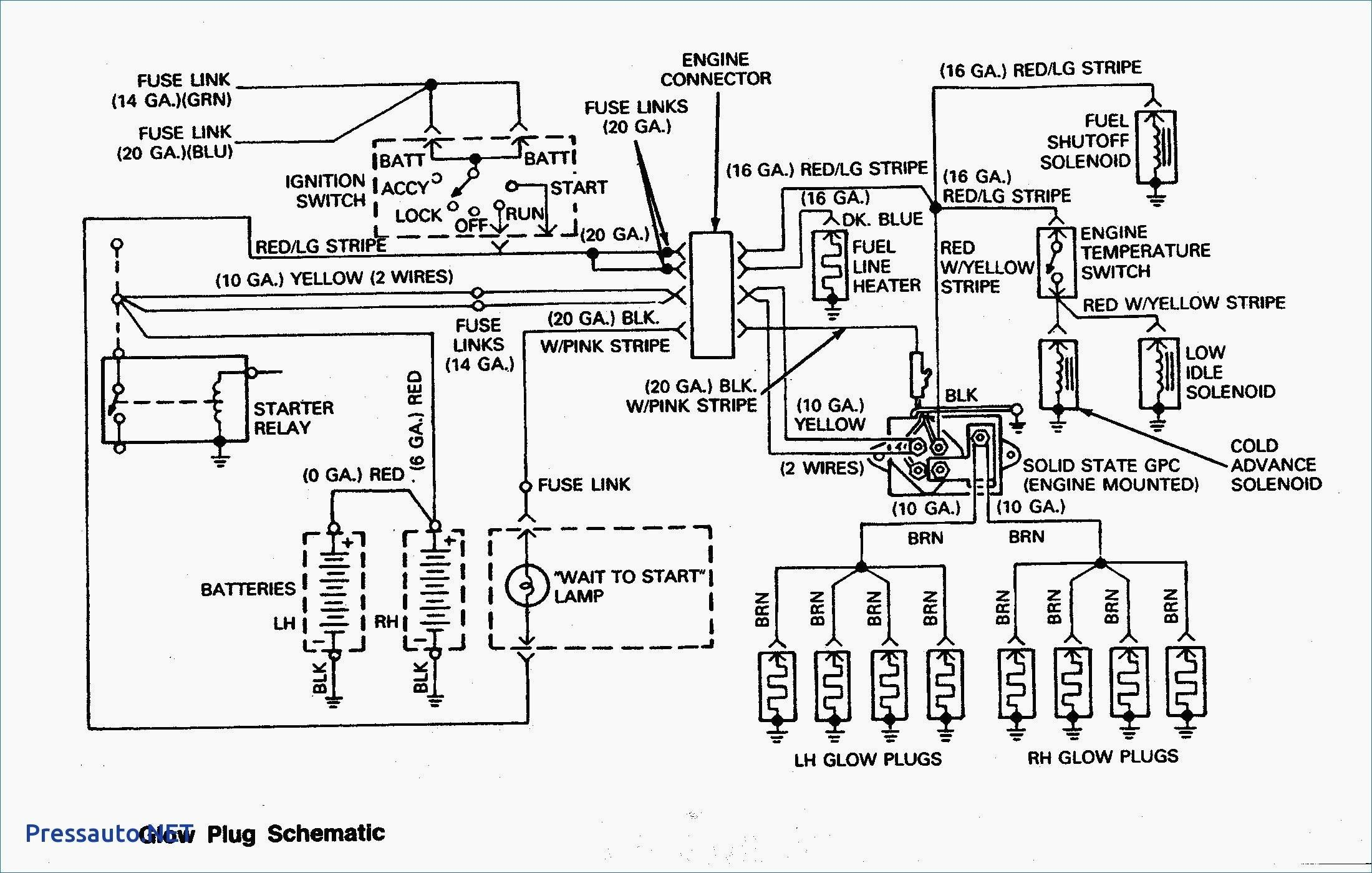 7 3 Idi Glow Plug Relay Wiring Diagram Archives Kobecityinfo Regarding 7 3 Idi Glow Plug Controller Wiring Diagram Engine Tune Powerstroke Diagram