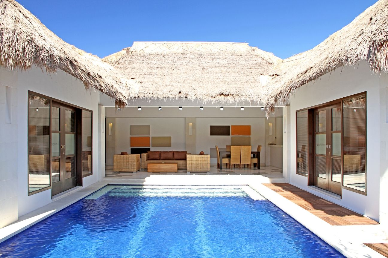 seminyak villas Bali house, Villa design, Small villa