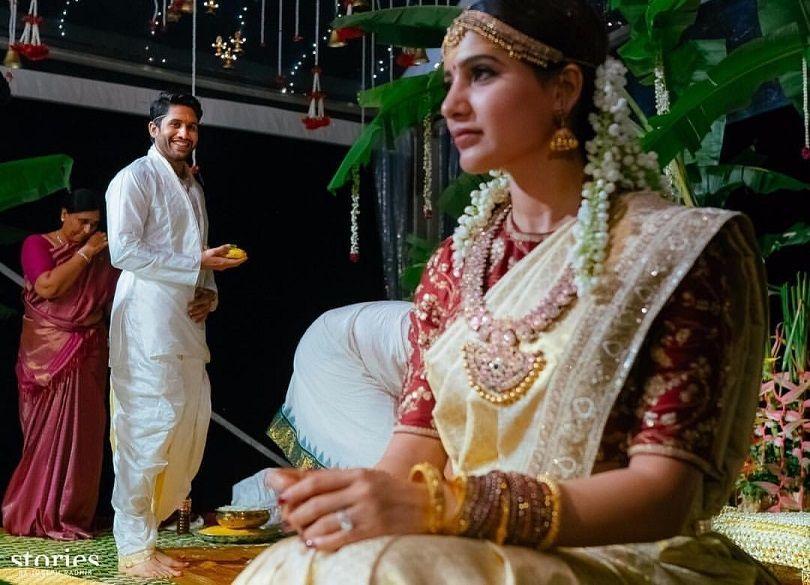 Image result for samantha wedding