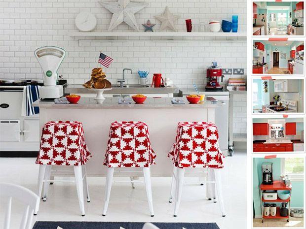 La cucina in stile anni 50 - Rubriche - InfoArredo - Arredamento e ...