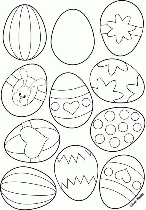 Free Easter Colouring Pages Free Easter Coloring Pages Easter