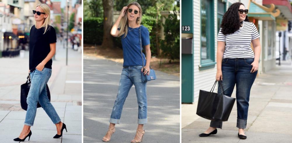 Como usar jeans boyfriend de acordo com seu estilo pessoal