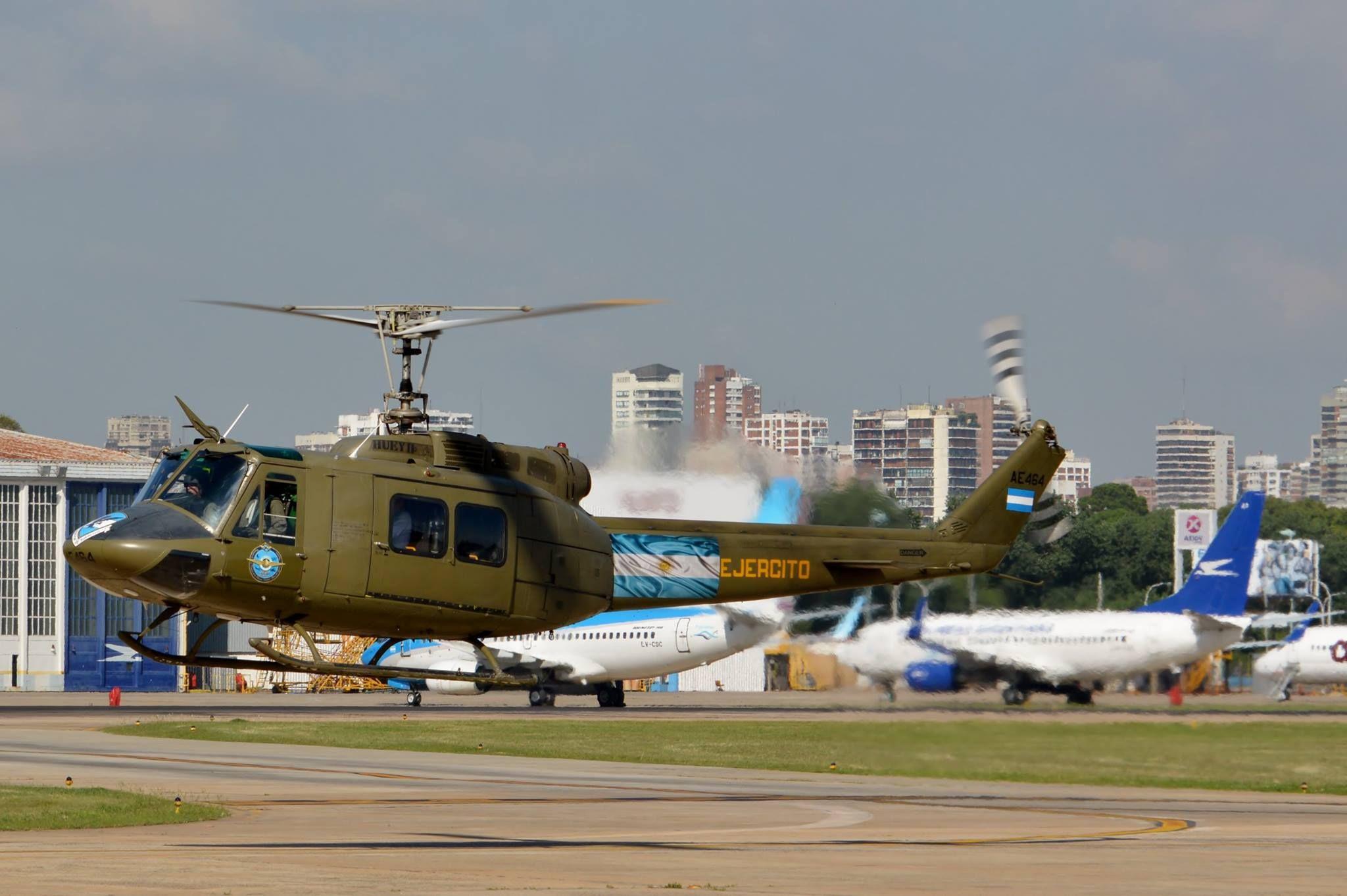 EA-464 de la AE