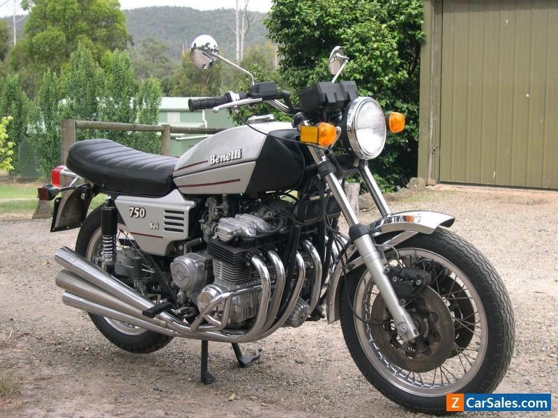 Benelli Sei 750 Benelli Sei Forsale Australia Cars For Sale Motorcycle Classic Bikes і Bike