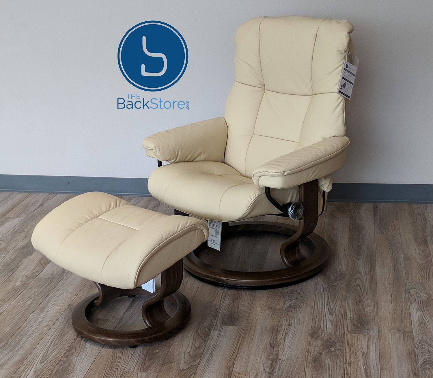 Stressless Recliners With Ottoman Stressless Mayfair Medium Recliner With Ottoman By Ekornes