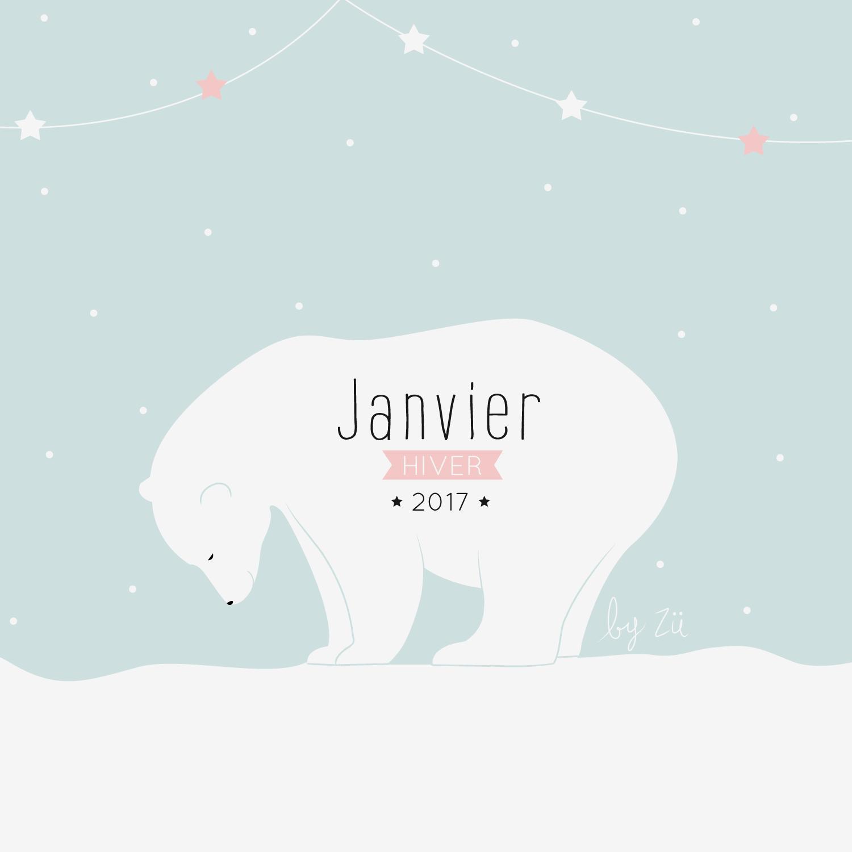 Free Printable Calendar January