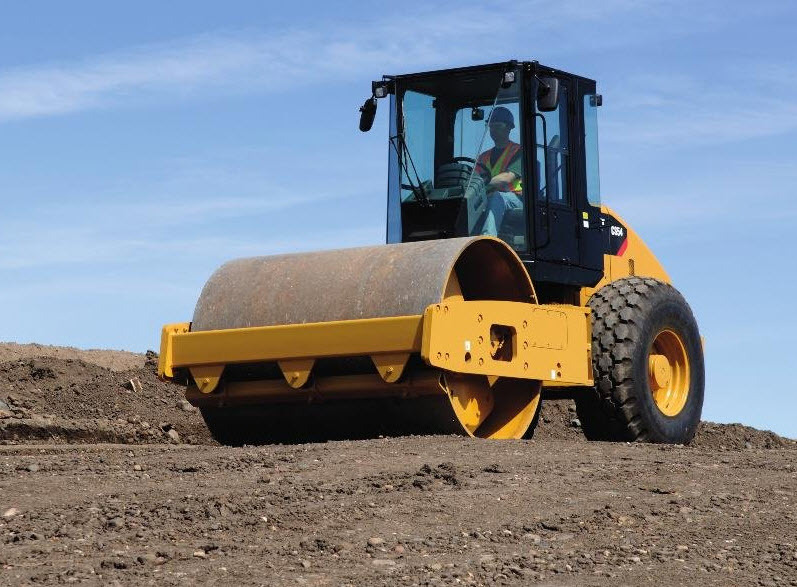 Cat compactors are specifically designed for all