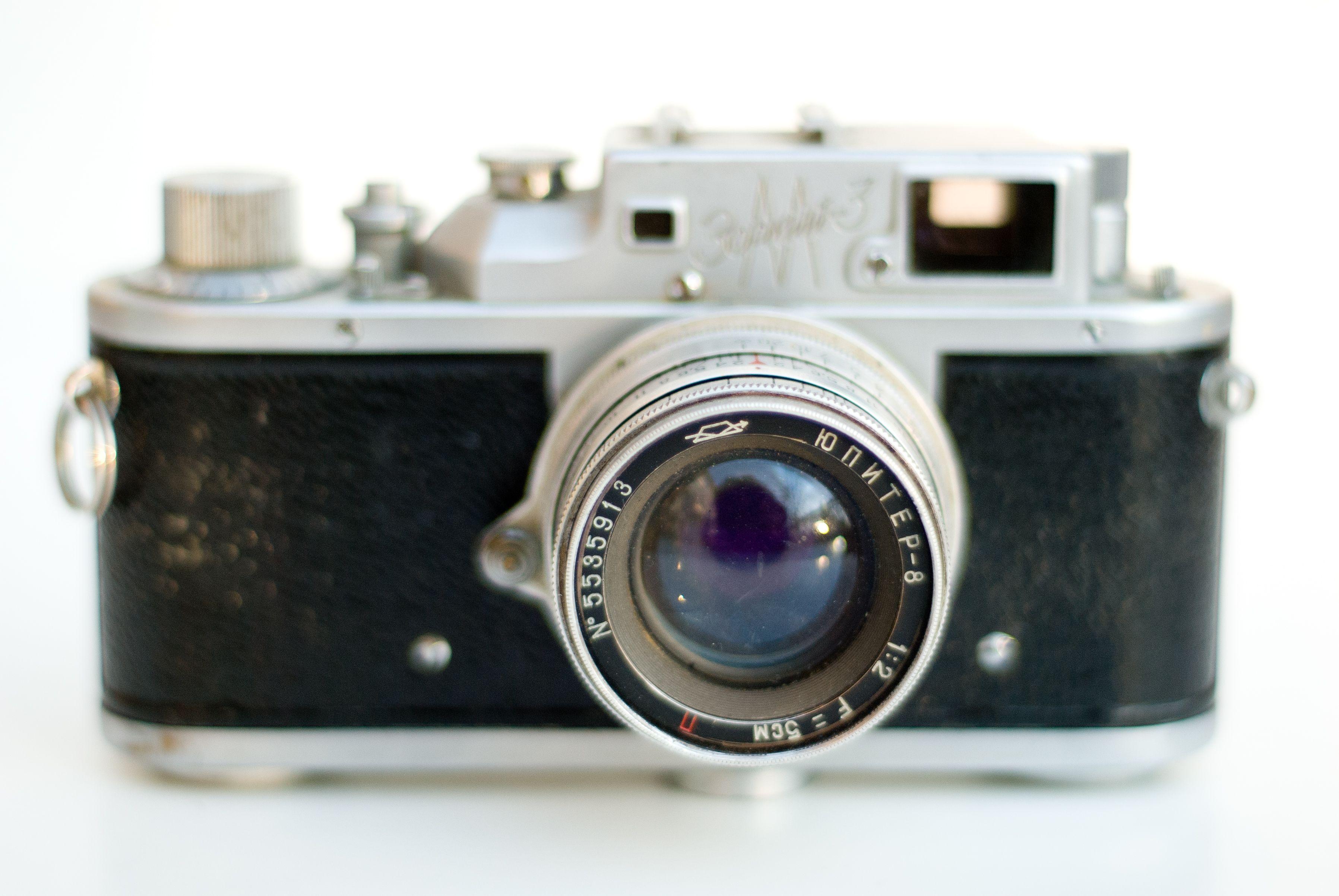 Zorki 4 - 1956