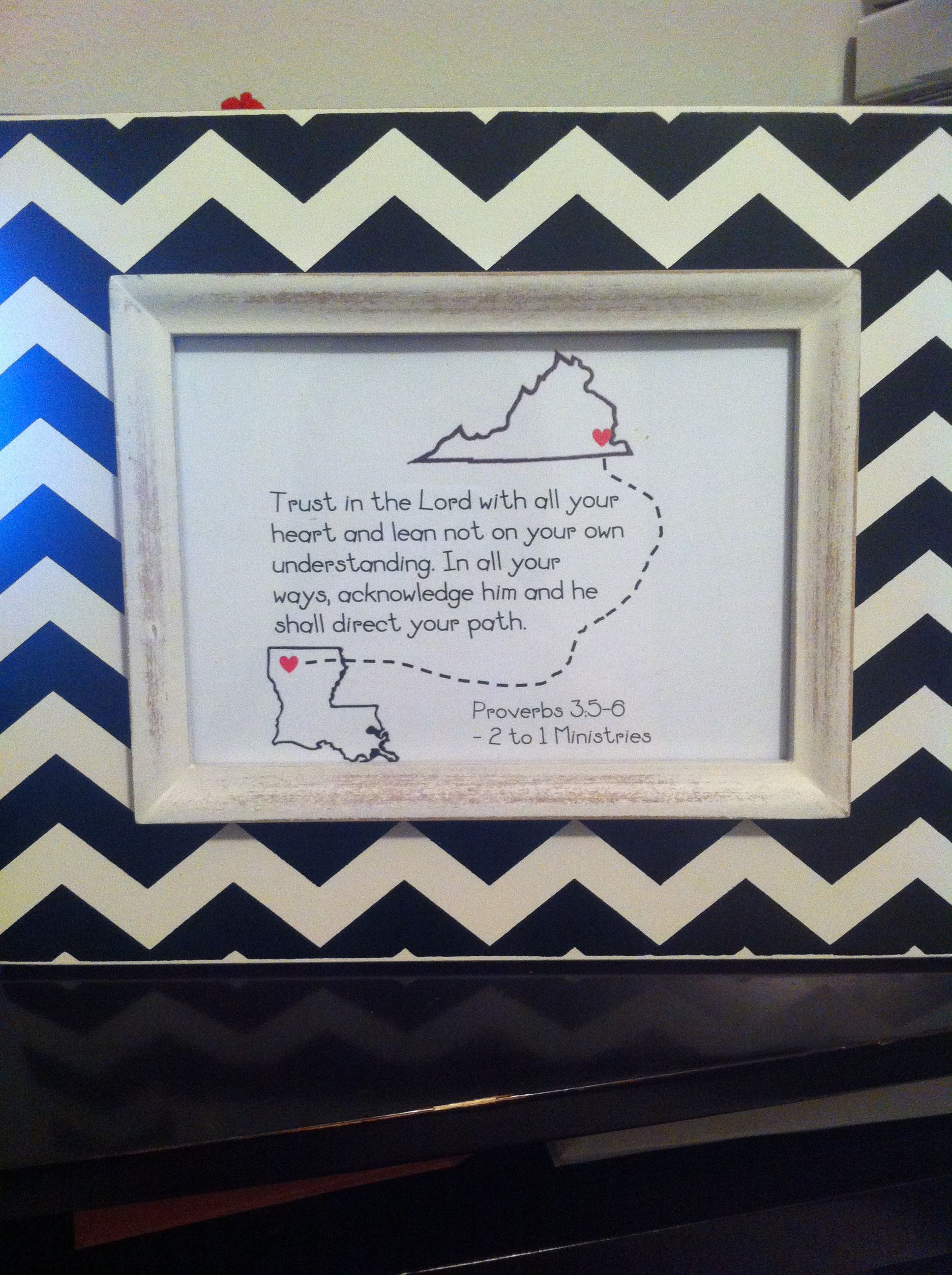 going away gift for sunday school class friends | gift ideas