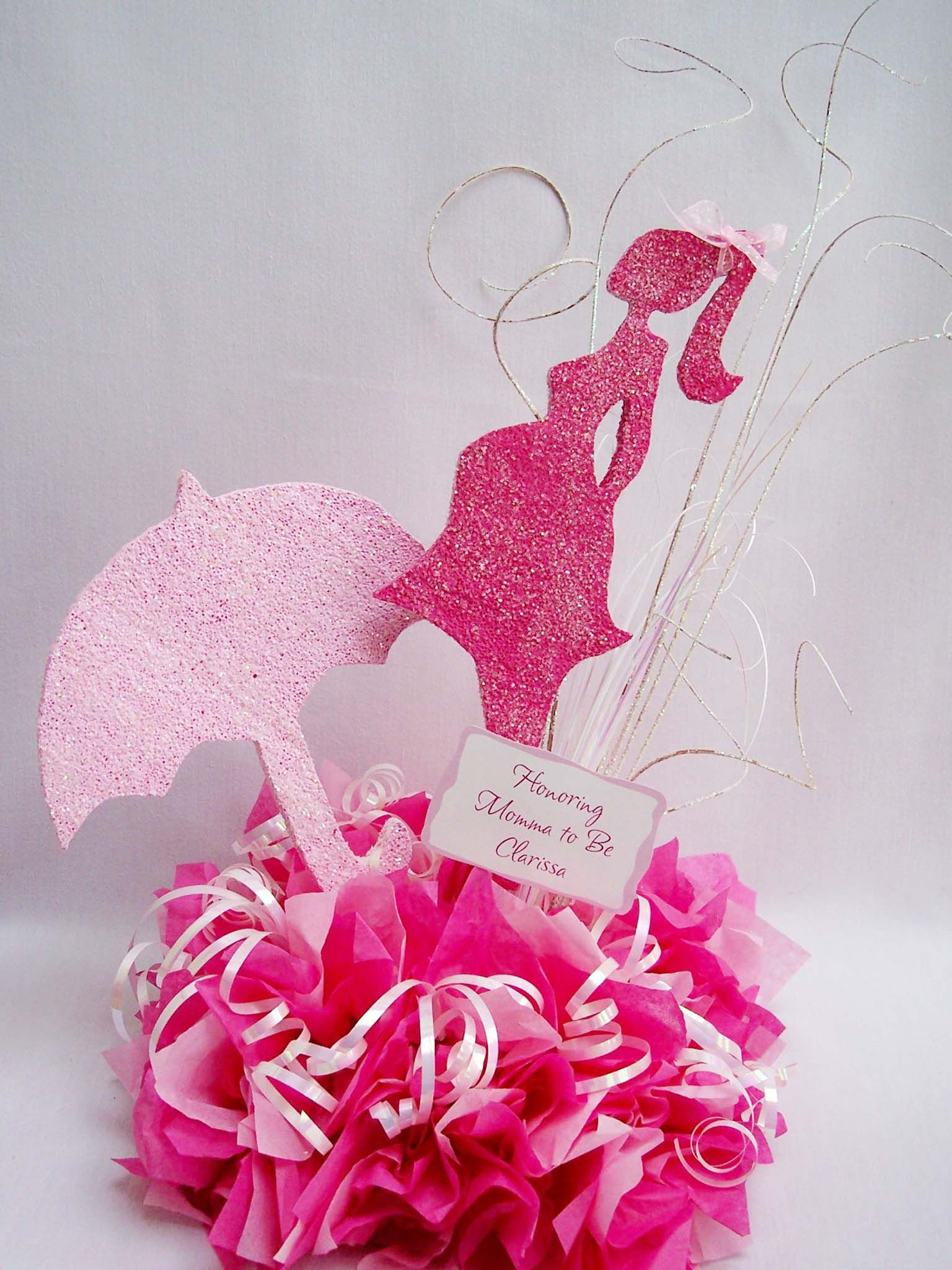 baby-shower-pregnant-woman-umbrella - I could so make this11 ...