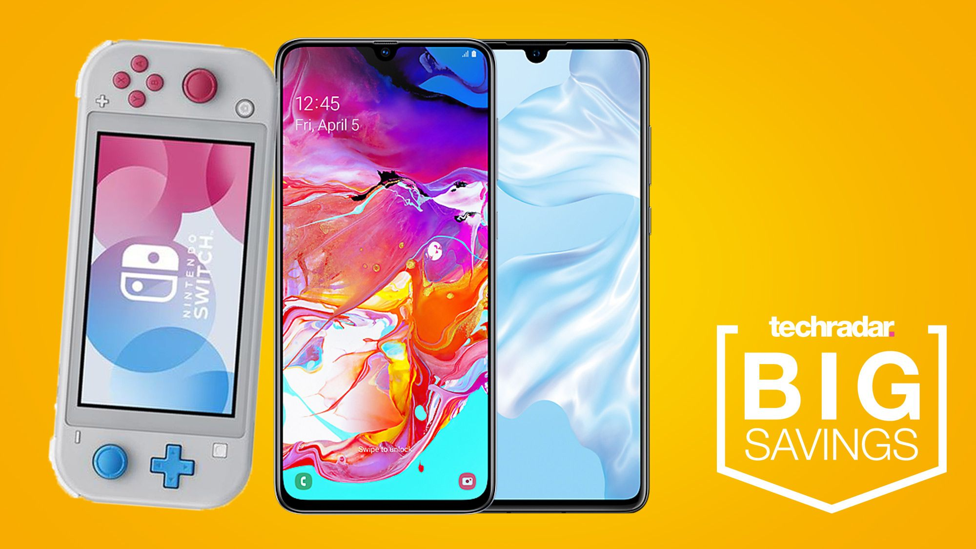 Get A Free Nintendo Switch Lite With These Cheap Huawei And Samsung Phone Deals In 2020 Samsung Phone Switch Phone Boost Mobile