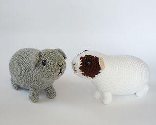 Ravelry: Newborn Guinea Pig pattern by Kati Galusz | 256x320