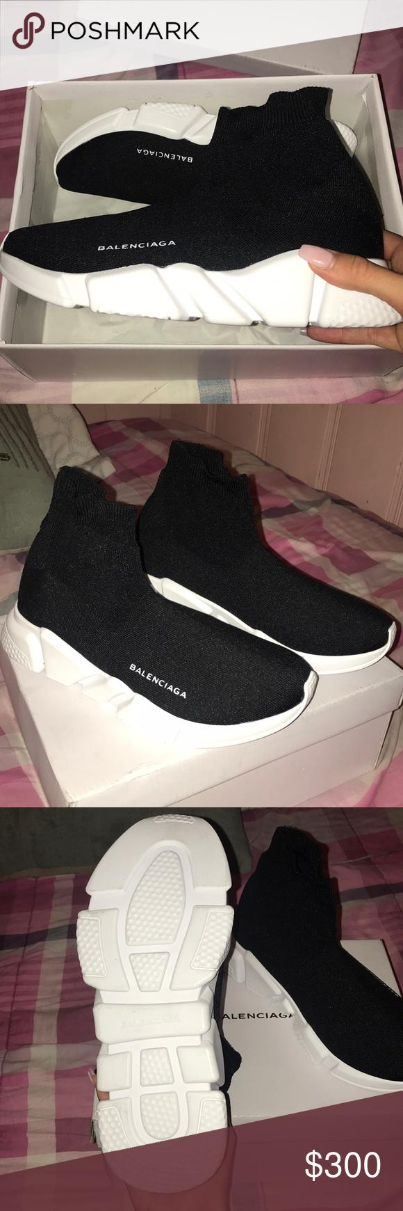 REAL Balenciaga Shoes Sneakers