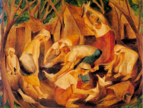Anita Magsaysay Ho Passes Away At 97 Leaving A Great Legacy Of Filipino Modern Art Filipino Art Philippine Art Global Art