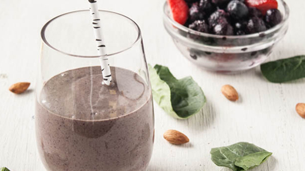 Photo of Triple Berry Power Smoothie – barre3
