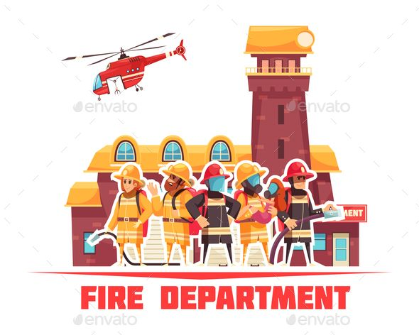 flat fire department background fire flat background