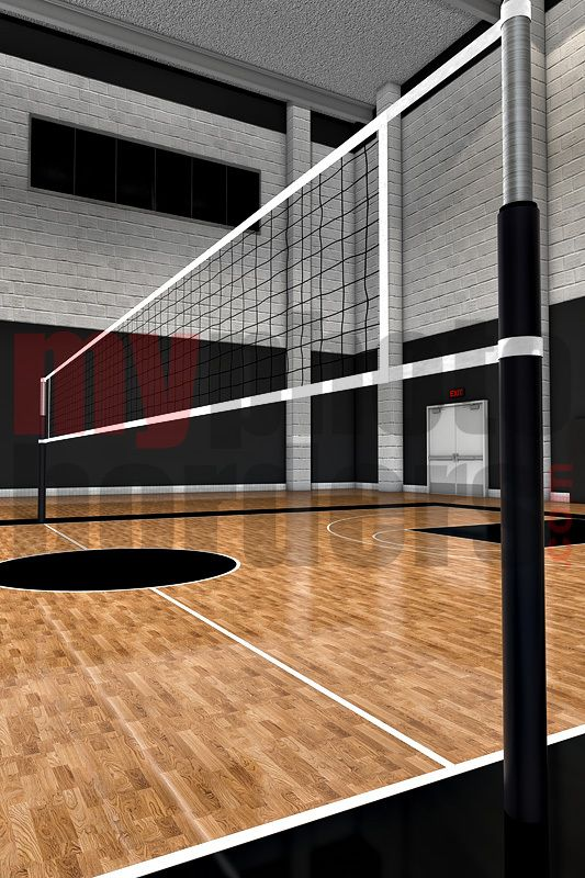 Digital Background Volleyball Court Volleyball Workouts Volleyball Court Backyard Volleyball Backgrounds